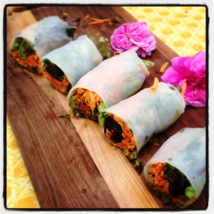 happy heart spring roll 2