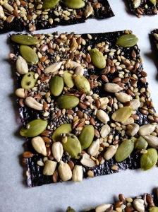 Huckleberry Thinn Seed Weed Snacks 2