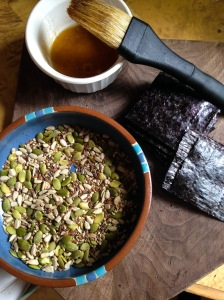 Huckleberry Thinn's Seed Weed Snacks 3